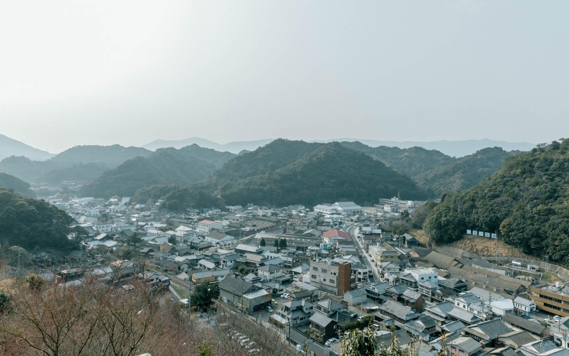 有田の登り窯