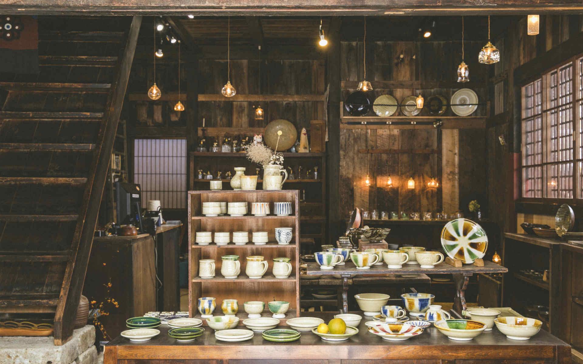 飛騨高山の道具店「やわい屋」