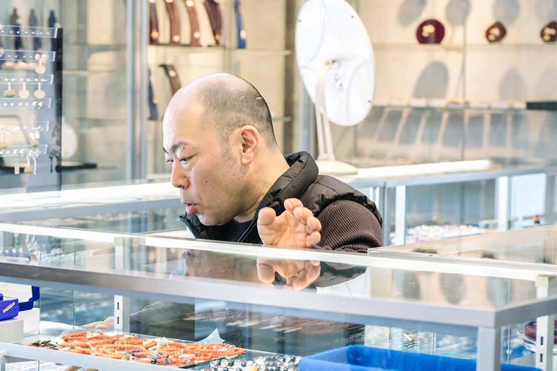 高知サンゴ工房平田勝幸さん