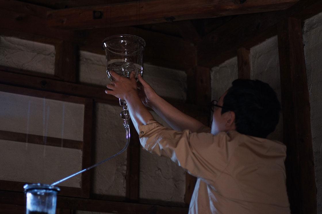 松本・工芸の五月・池上喫水社