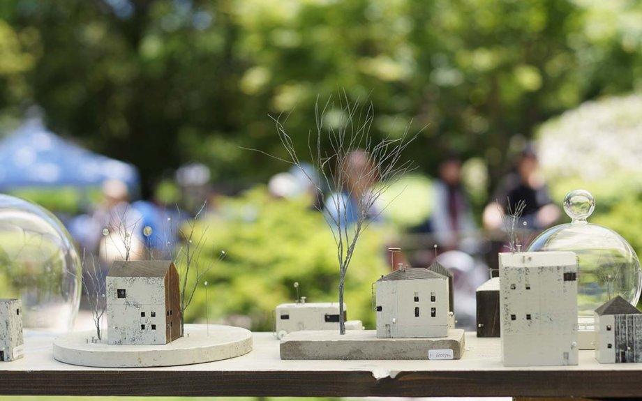 松本の街を散策しながら、 暮らしと文化のつながりを感じる「工芸の五月」。