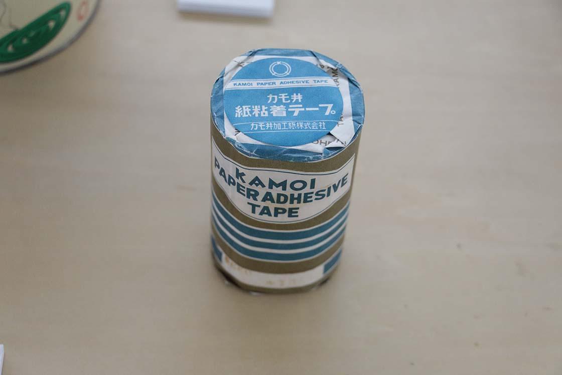 カモ井加工紙の業務用マスキングテープ