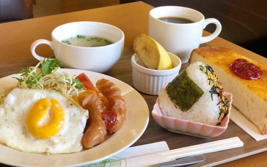 喫茶デポー 菜園場店
