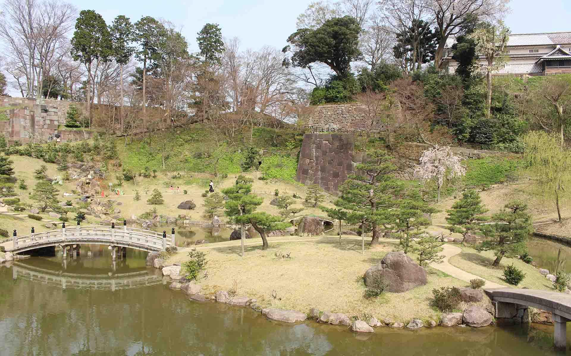 金沢城玉泉院丸庭園