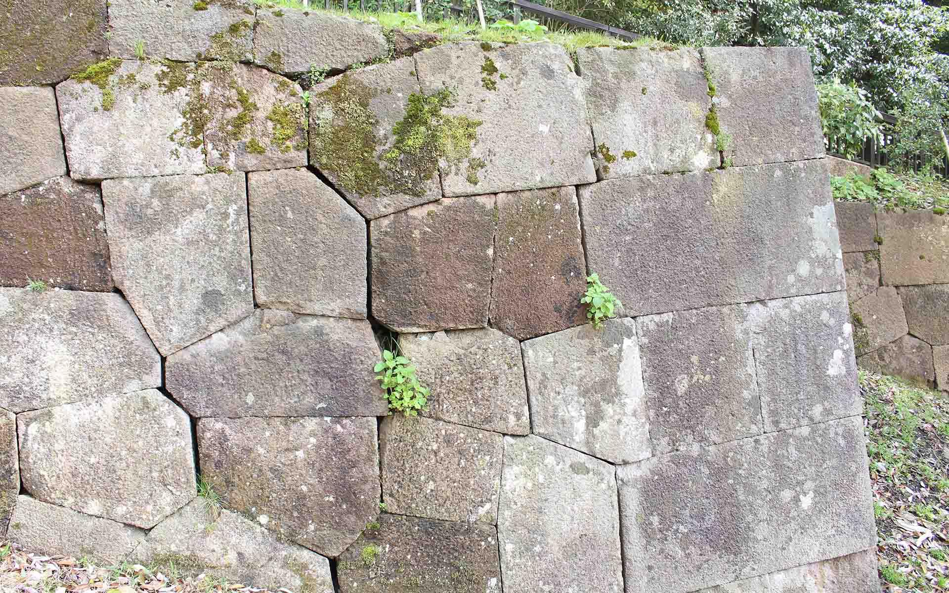 金沢城切石積石垣