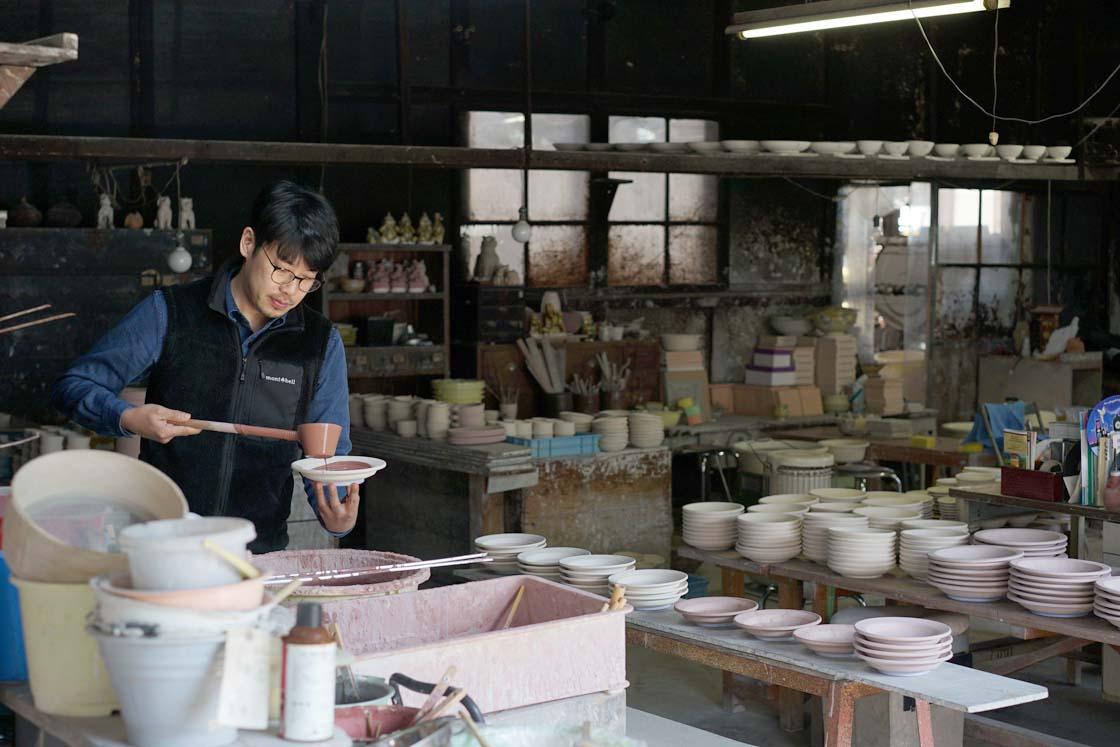 愛知県の瀬戸本業窯