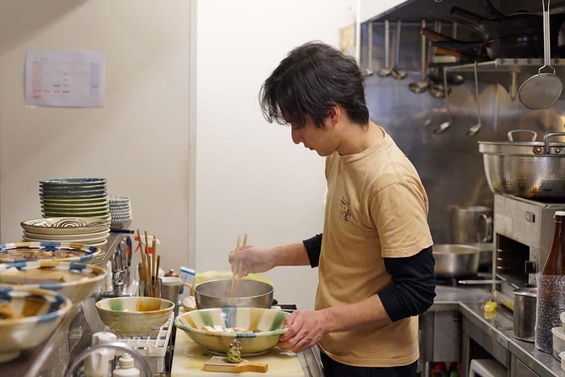 名古屋の米家(まいほーむ)、米重さん