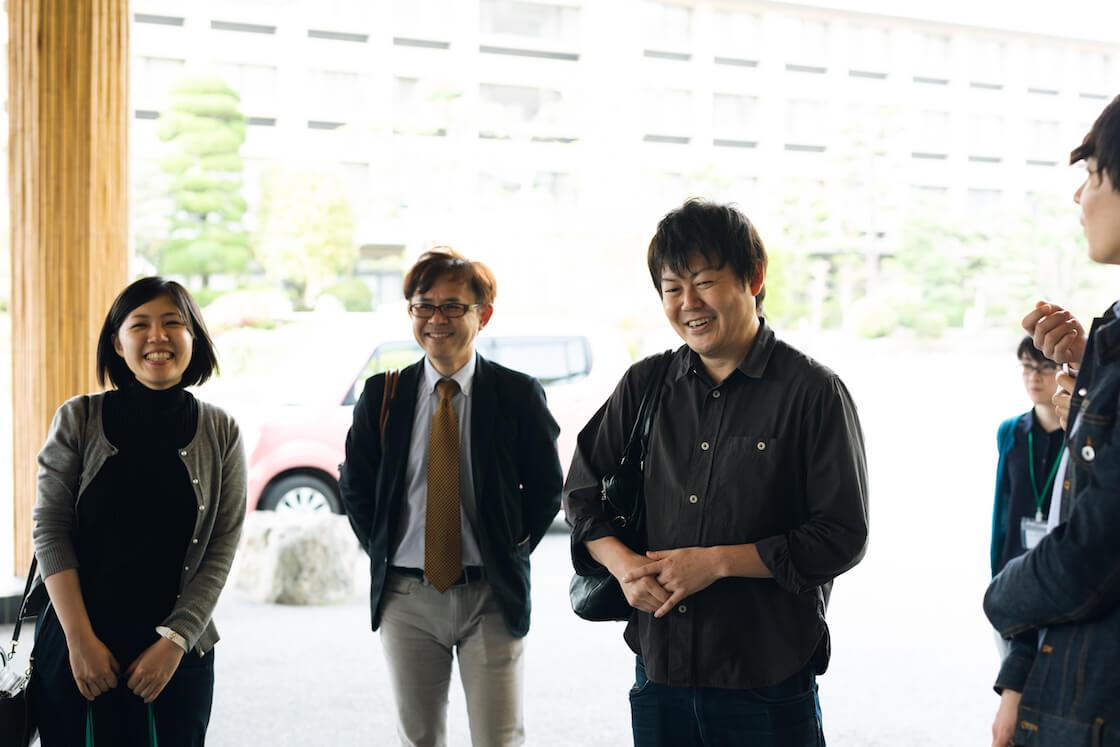 嬉野創生機構の古田清悟さん