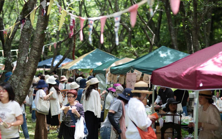 佐倉市で千葉ゆかりの工芸・アート作家が集まる「にわのわ アート&クラフトフェア・チバ」6月2日・3日開催