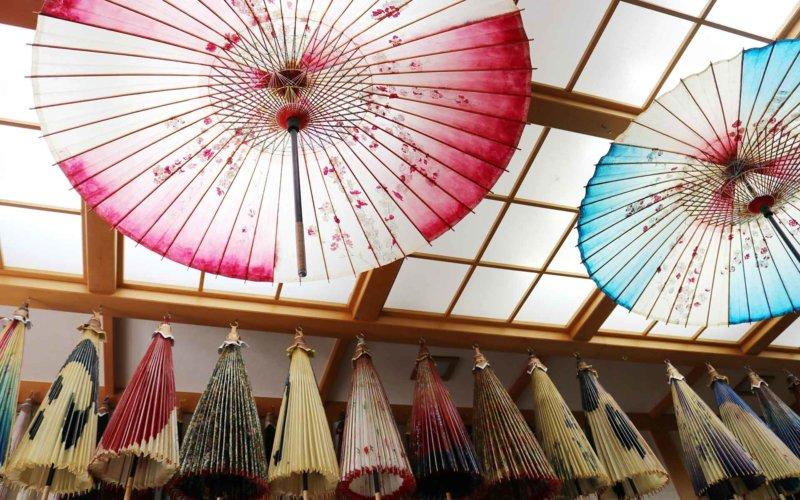 金沢和傘 松田和傘店