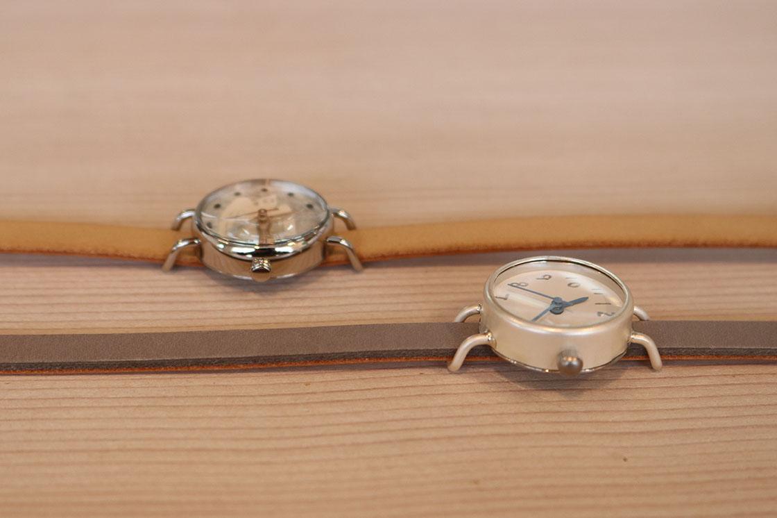 シーブレーンの腕時計