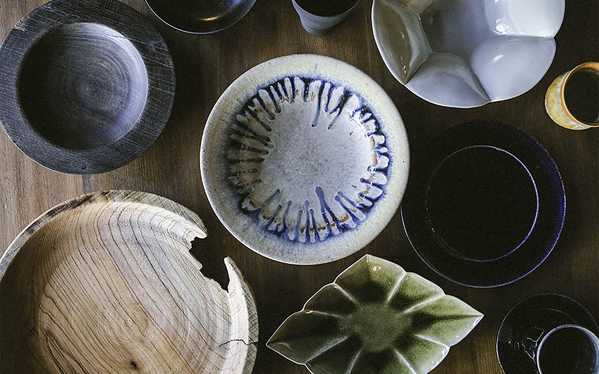 秋の益子陶器市が開催中!目利きに教わる「器の選び方」と「注目作家」
