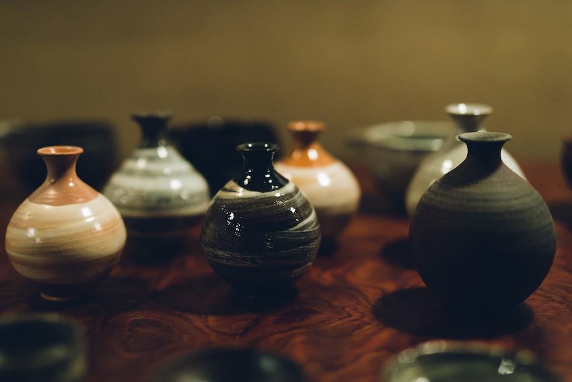隆太窯の器