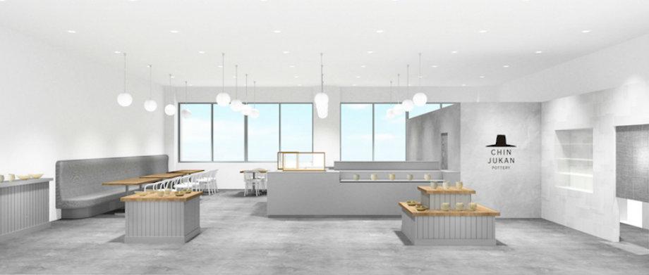 鹿児島に「チンジュカンポタリー喫茶室」がオープン!薩摩焼の新たな魅力を発信