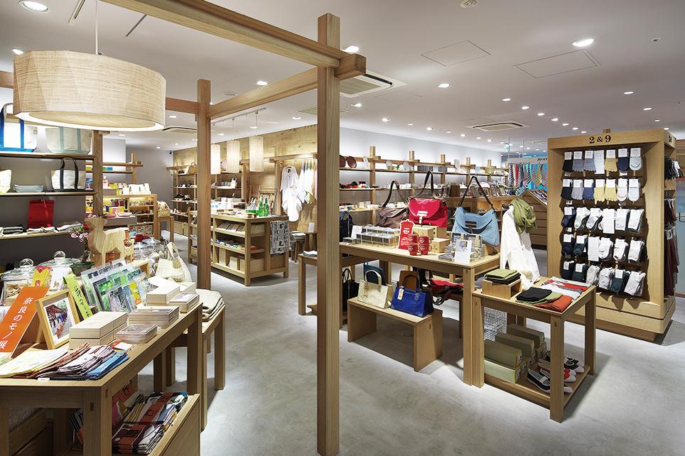 企業名を冠したブランド「中川政七商店」は2010年デビュー