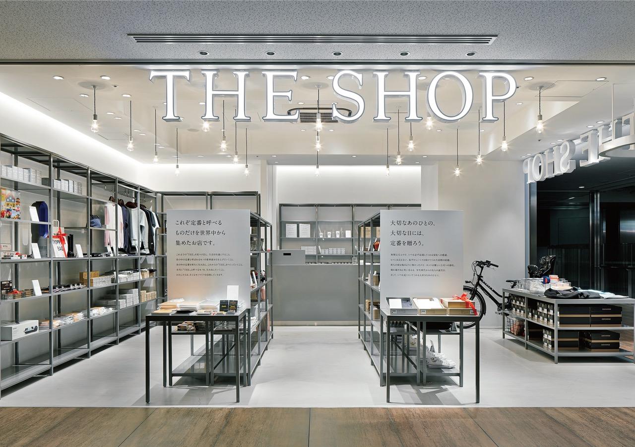 THE SHOP TOKYO