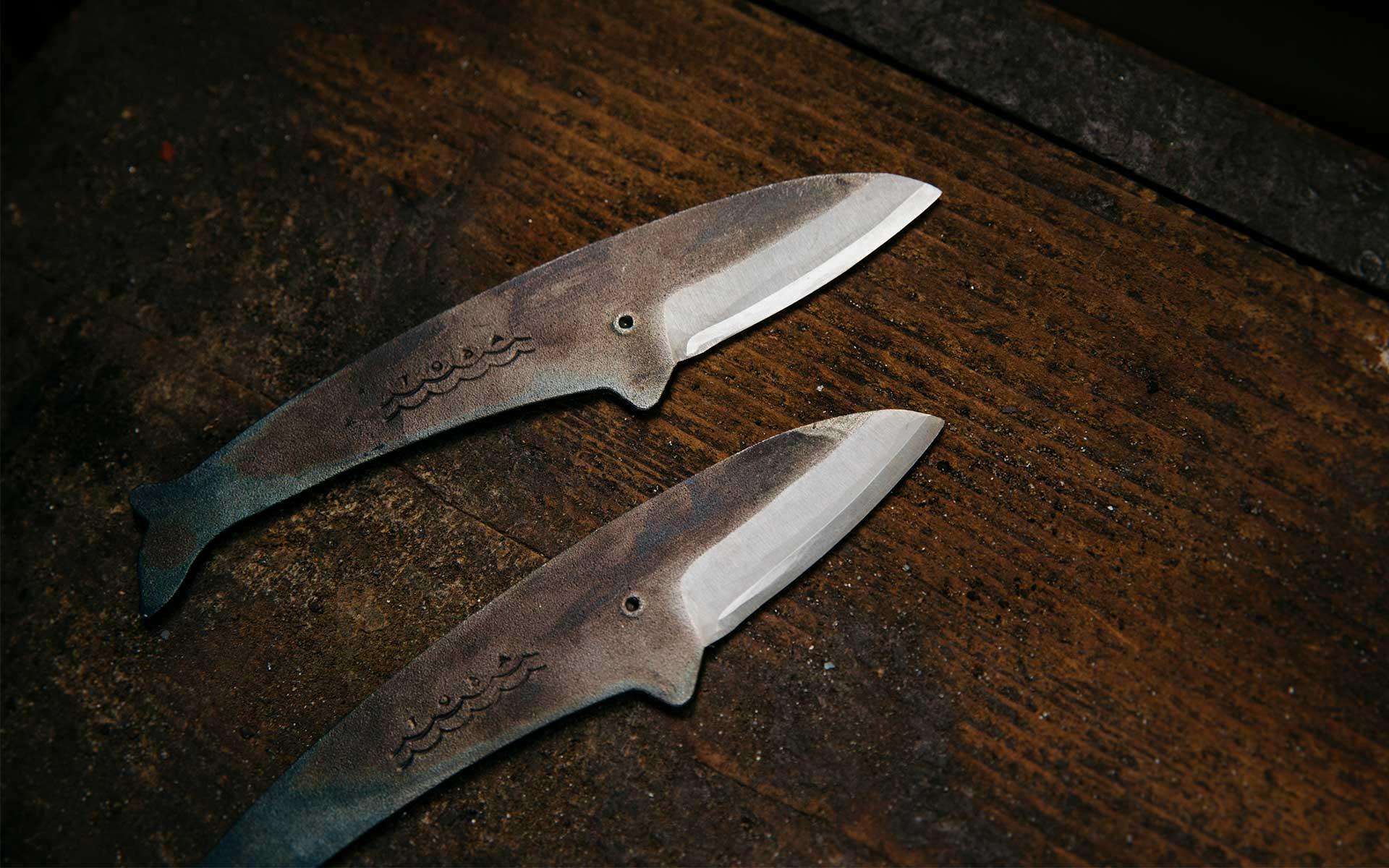 くじらナイフ