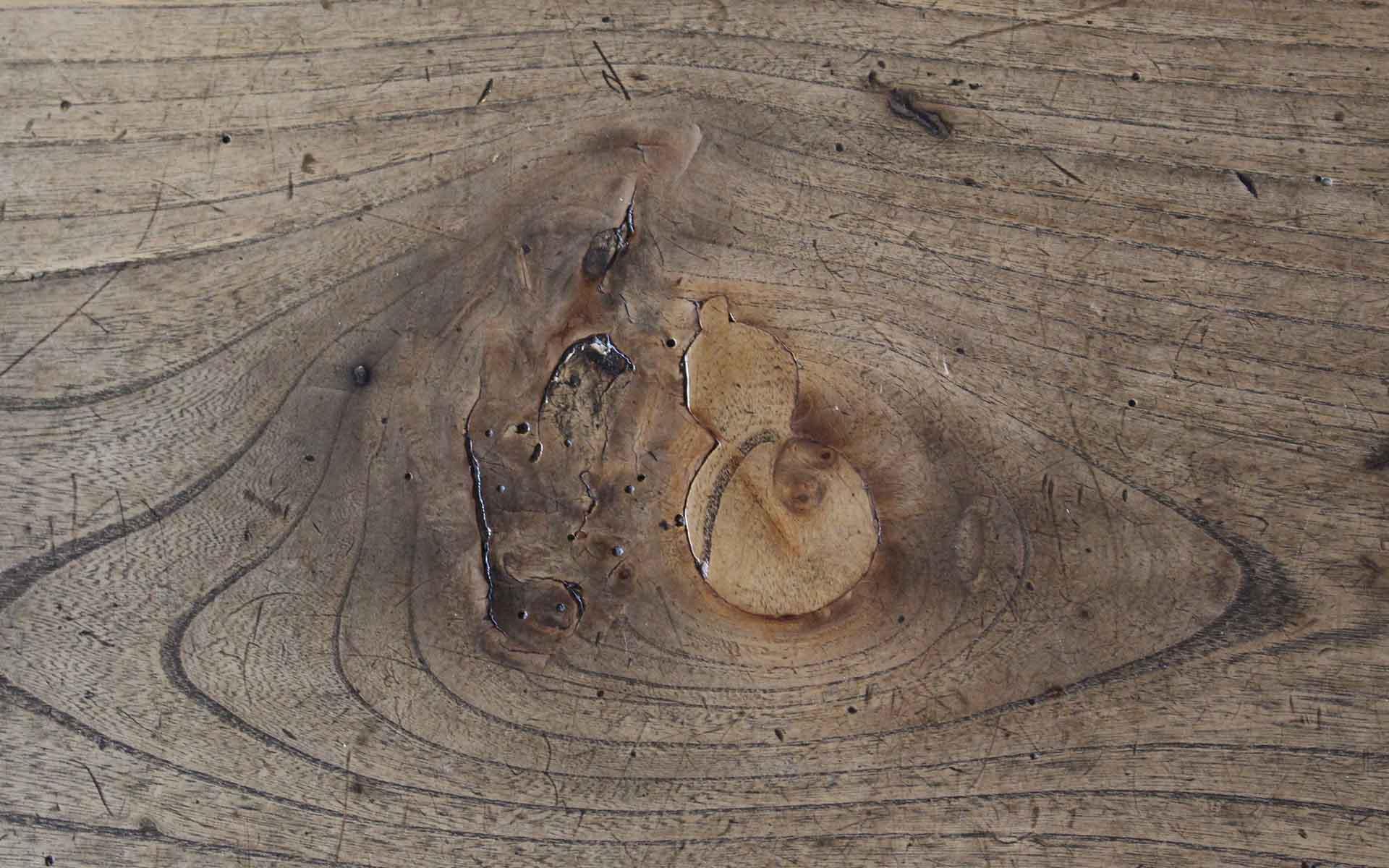 瓢箪の埋め木