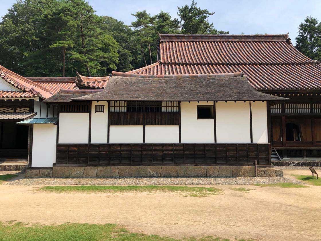 岡山県備前市の閑谷学校