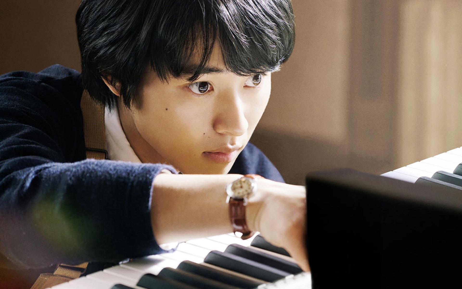 映画 羊と鋼の森 ピアノ調教師
