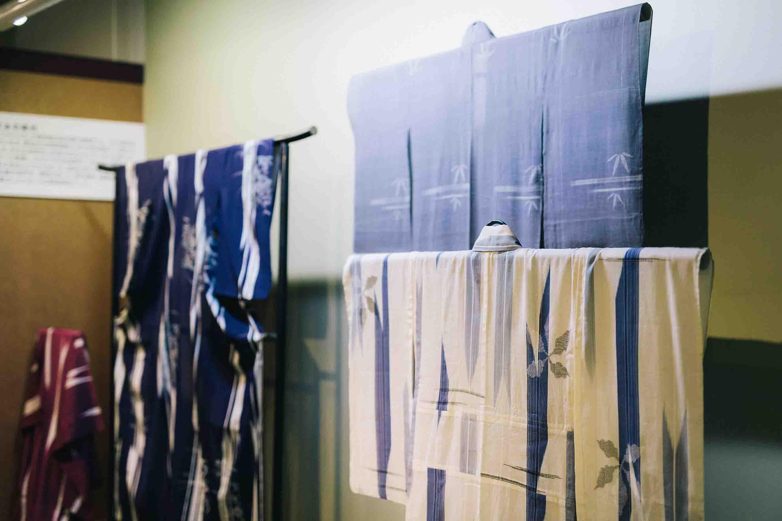 十日町を代表する織物のひとつ「明石ちぢみ」