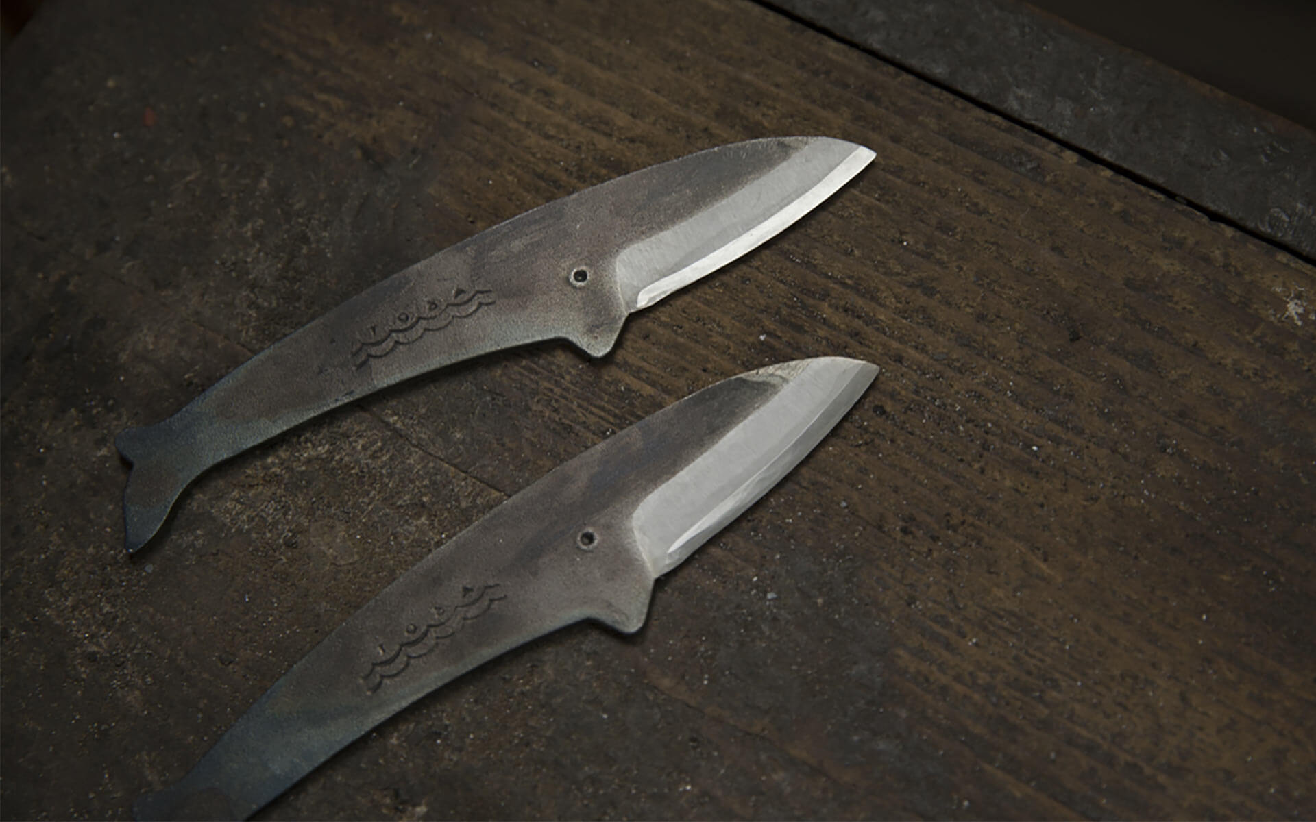 冨士源刃物製作所のくじらナイフ