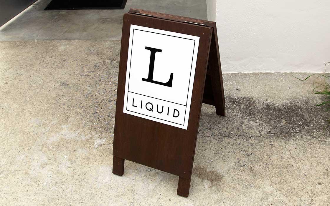 沖縄 labo liquidの入口
