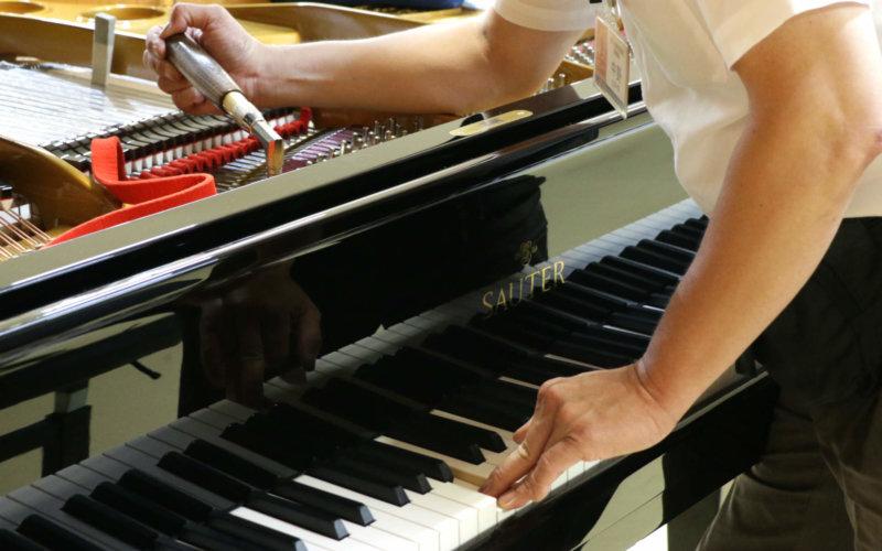 映画_羊と鋼の森 ピアノ調教師のしごと