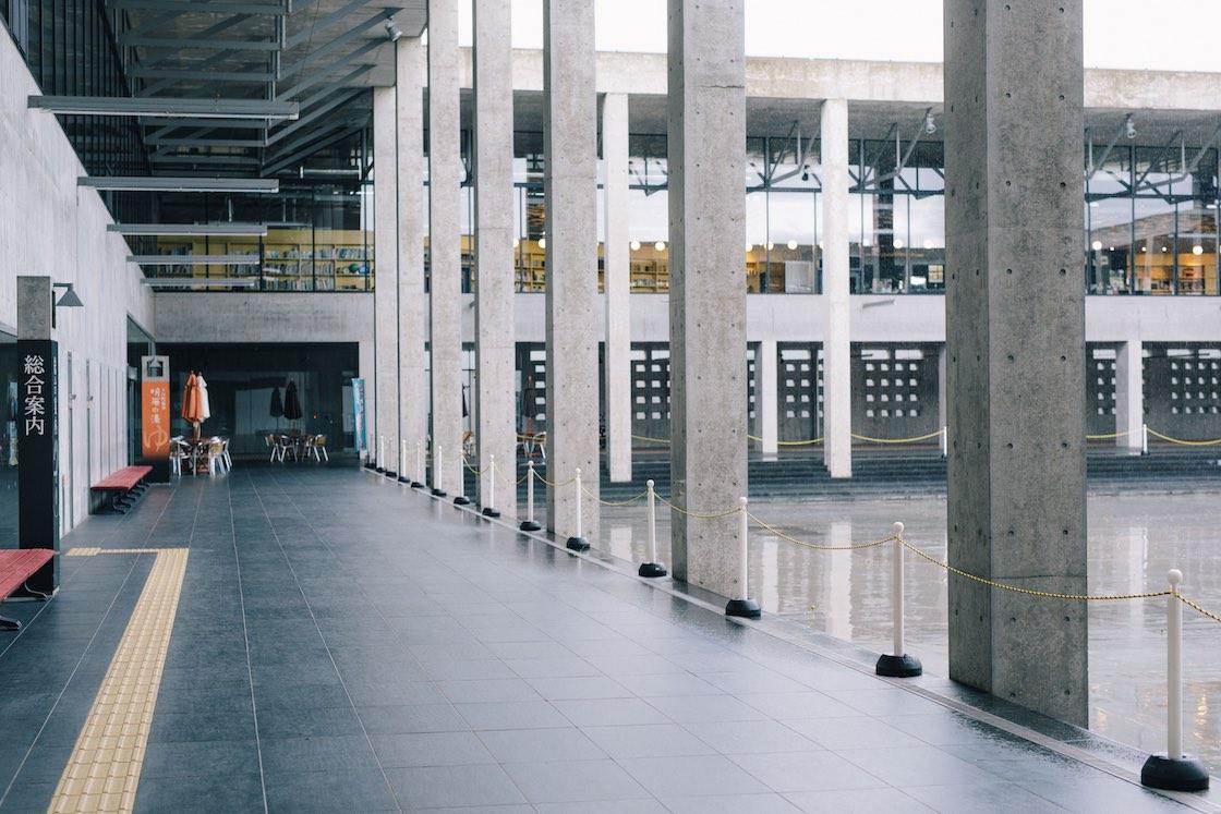 キナーレ回廊