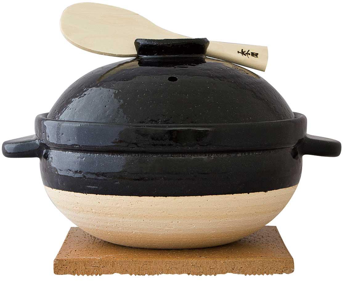 長谷園の土鍋