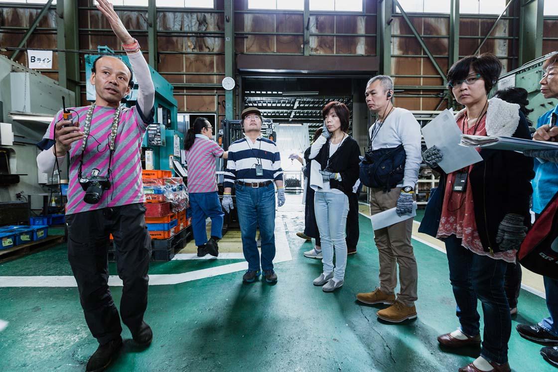 燕三条 工場の祭典