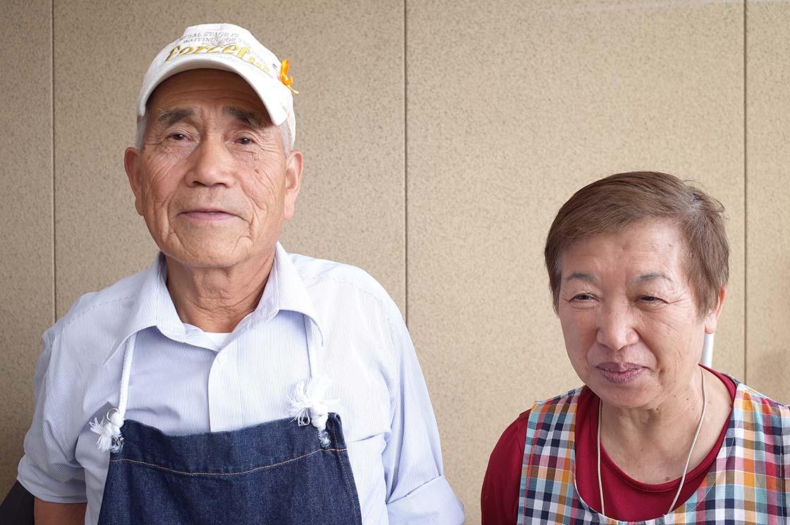 「赤坂飴本舗」の野口さんご夫婦