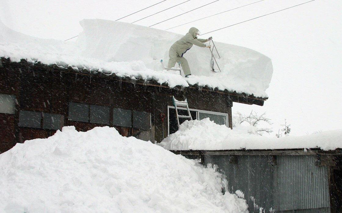 クマ武スノーダンプ