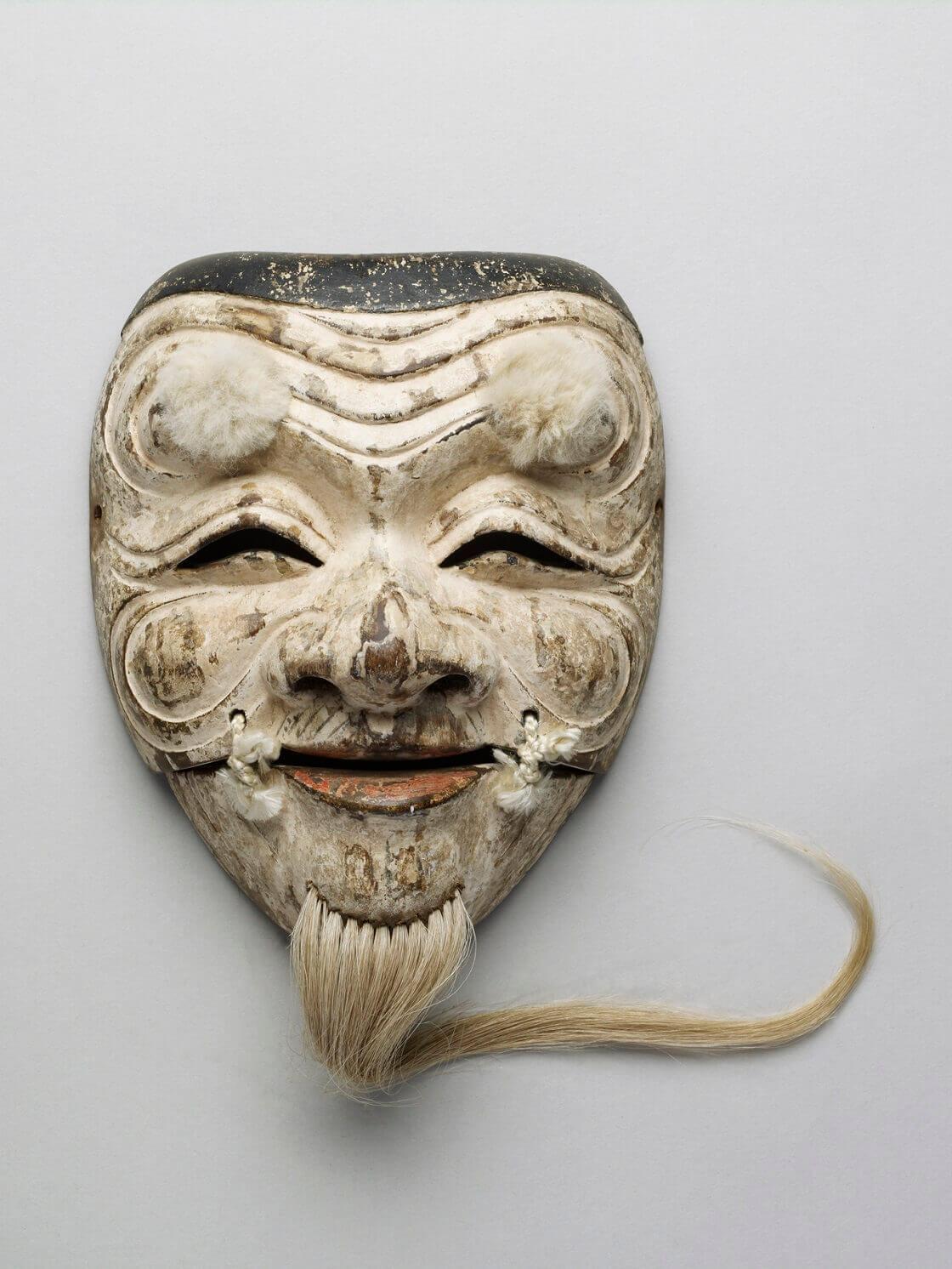 野村美術館の所蔵品の白色尉
