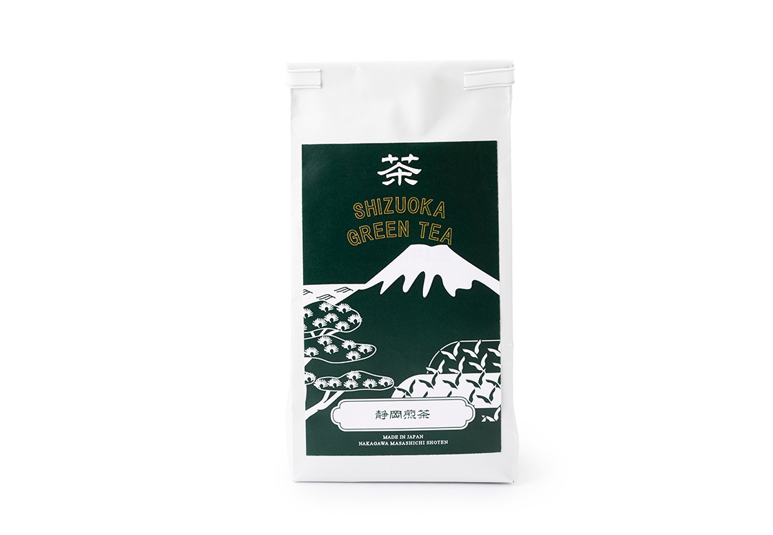 カネ十農園のお茶