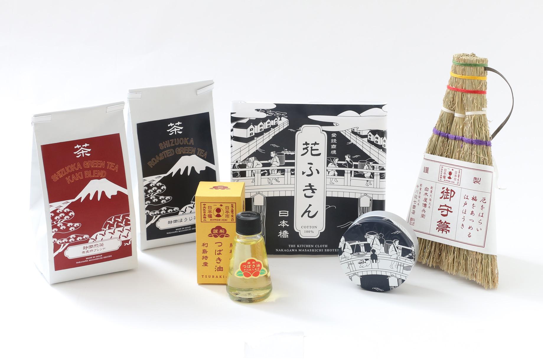 日本橋オリジナル商品のイメージ