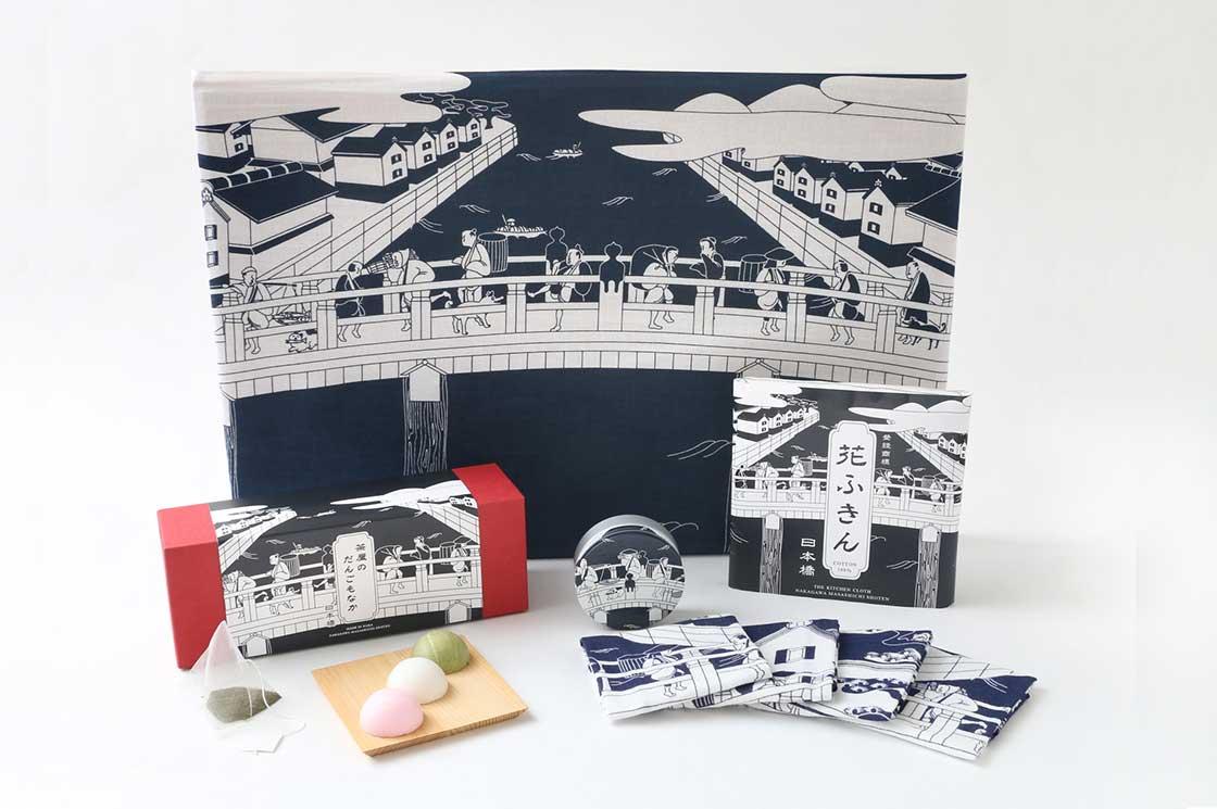 中川政七商店 日本市・日本橋のオリジナル商品