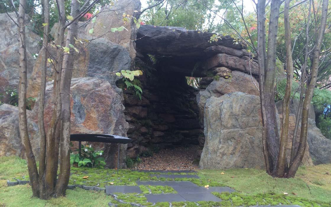 「悟りの夢枕(木火土金水)」生まれる前の世界から、トンネルをくぐっていく