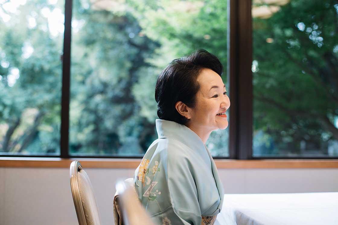 「日日是好日」原作者の森下典子さん