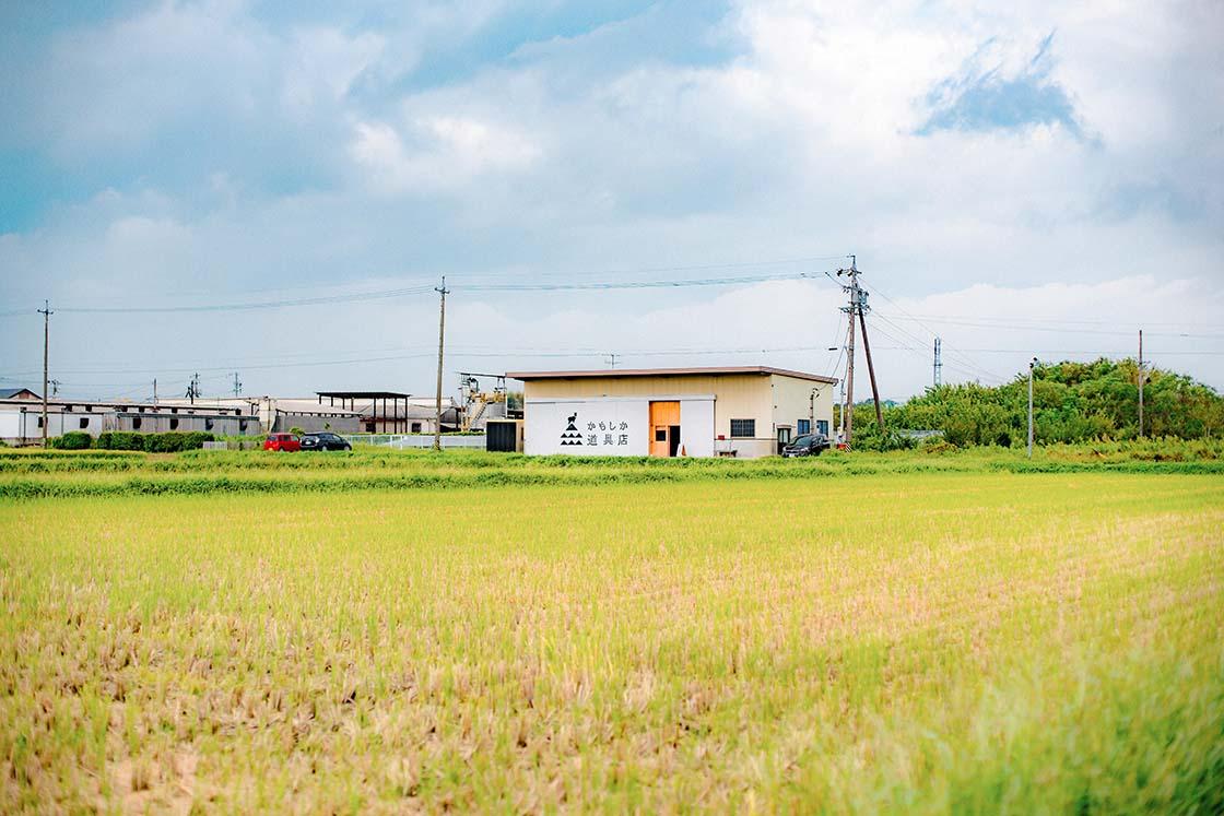 三重県菰野町のかもしか道具店