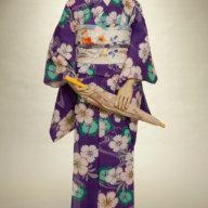谷崎潤一郎ファン必見の企画展、開催中。作中ヒロインの着物を再現