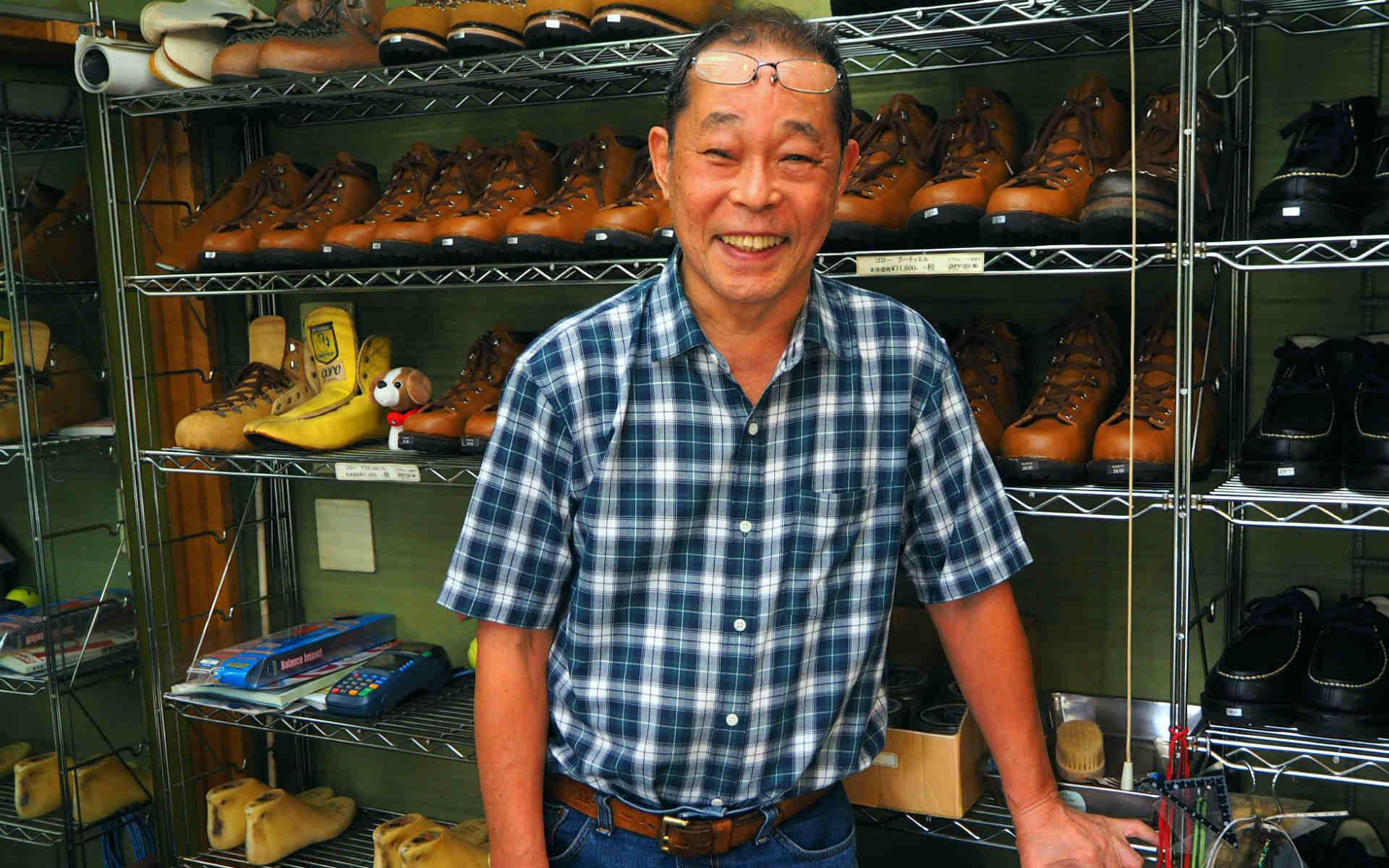 「ゴロー」の登山靴に世界中から注文が集まる理由。オーダーメイドで仕立てる靴職人の手仕事