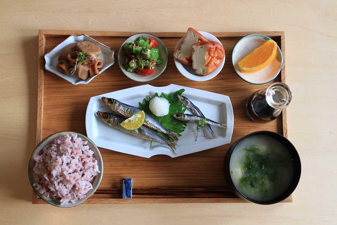 「阿久根と鎌倉 FISH WEEK」 まちの社員食堂メニュー