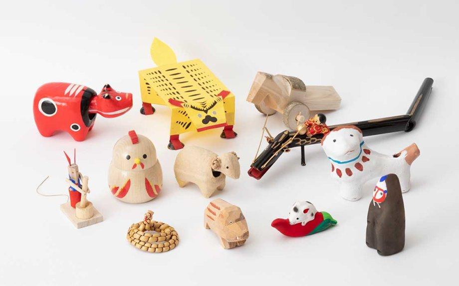 フィリップ・ワイズベッカー×中川政七商店。郷土玩具を描いた暮らしの道具を新発売