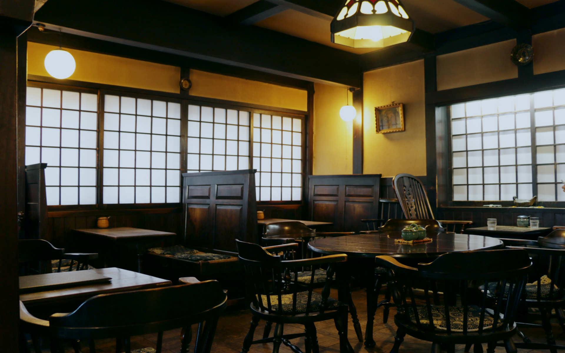 松本の朝は「珈琲まるも」 から。柳宗悦も愛した名物喫茶店へ