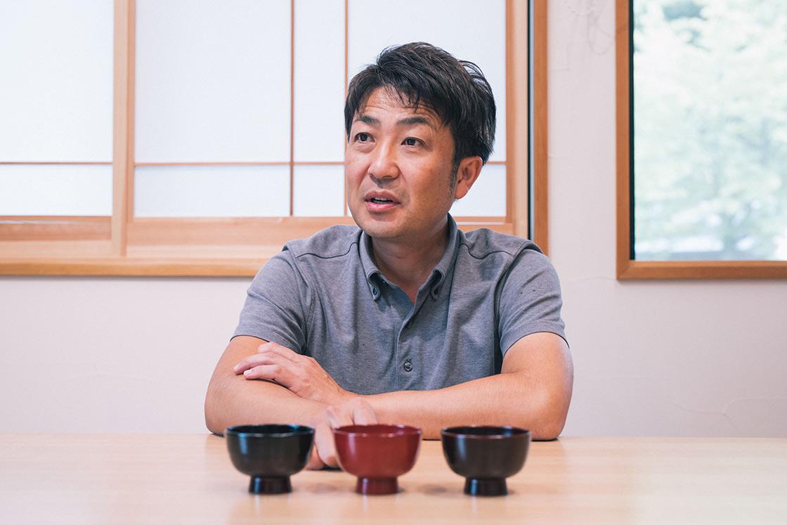 小田島勇さん