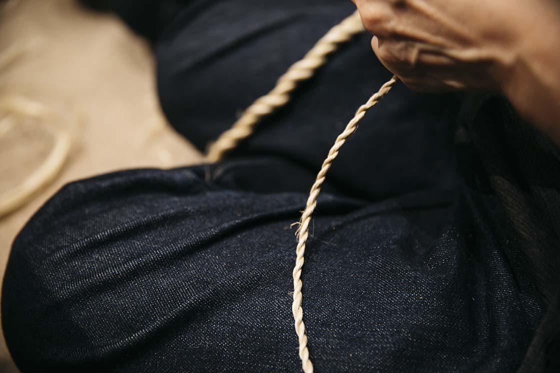 ネックレスやブレスレットの紐としても使える