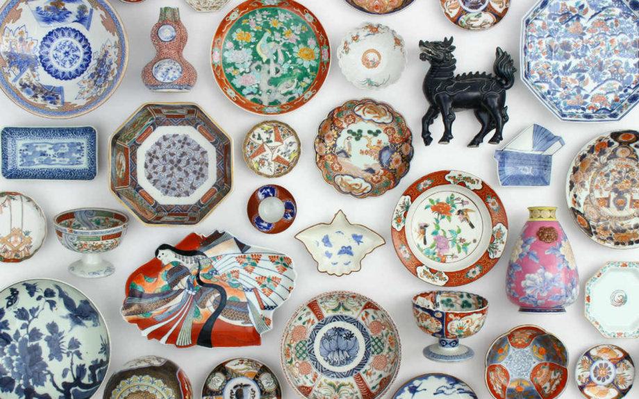 在庫限り!PASS THE BATONで古伊万里のプライベートコレクションを展示販売