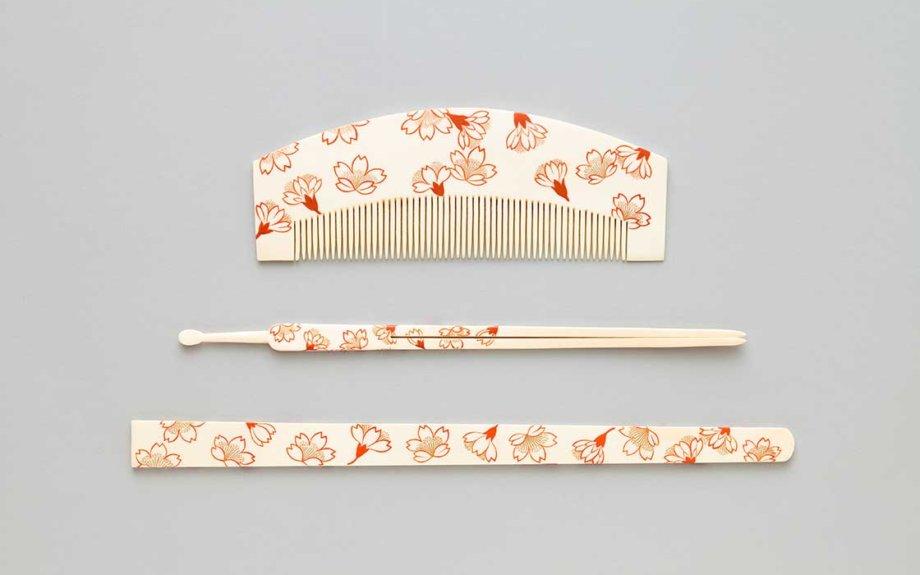 江戸の女性を虜にした名品が冬の京都に集結。稀代のコレクターが集めた櫛・かんざしを一挙公開