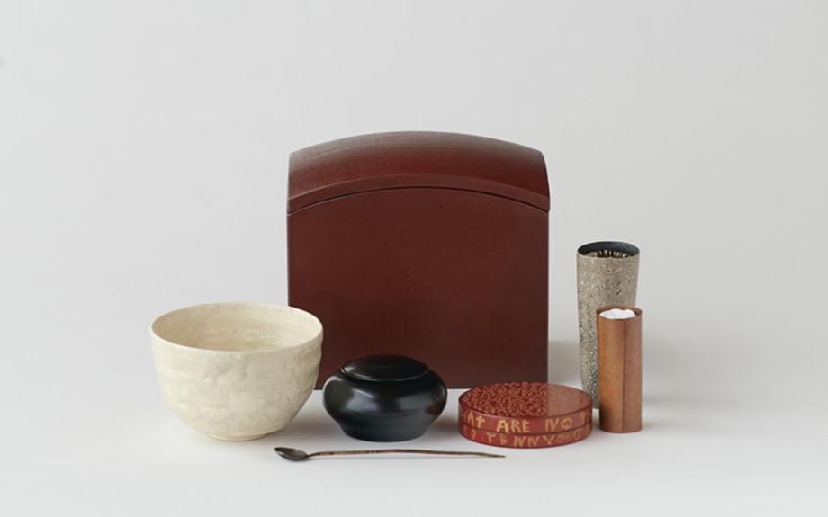 これで見納め。人気漆作家・赤木明登の「茶の箱」展をお見逃しなく!